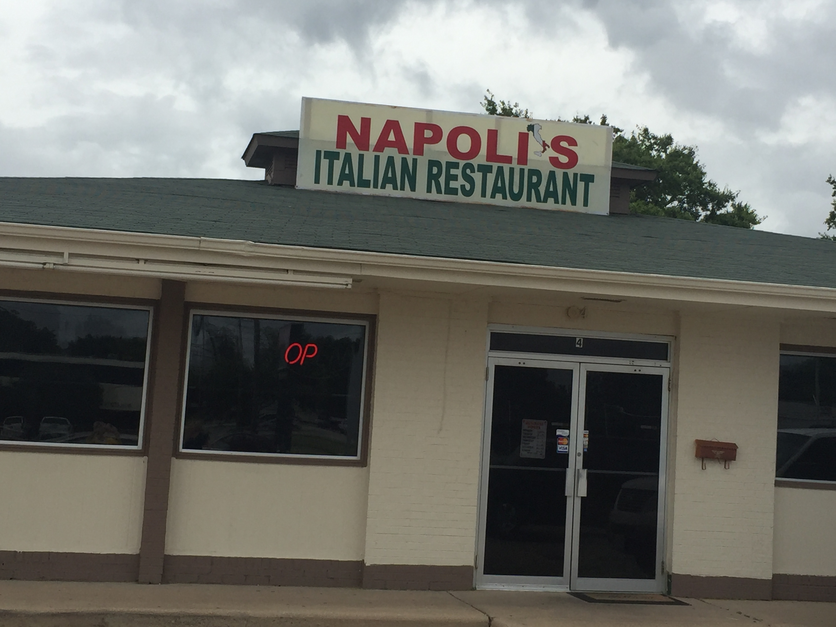 Napoli S Italian Restaurant 4 S Commerce St Ardmore Ok