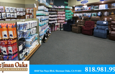 Sherman Oaks Medical Supplies - Sherman Oaks, CA