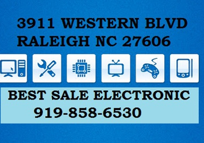 Best sale electronics 3911 Western Blvd , Raleigh, NC 27606