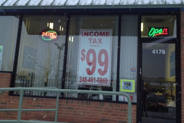 EZ Tax Service