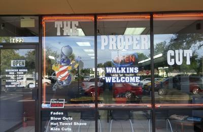 The Proper Cut Barbershop - Lauderhill, FL
