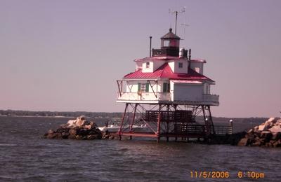 Jane Campbell Chambliss,LLC - Annapolis, MD. Thomas Point Lighthouse