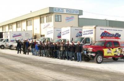Alas-Co General Construction Inc - Anchorage, AK