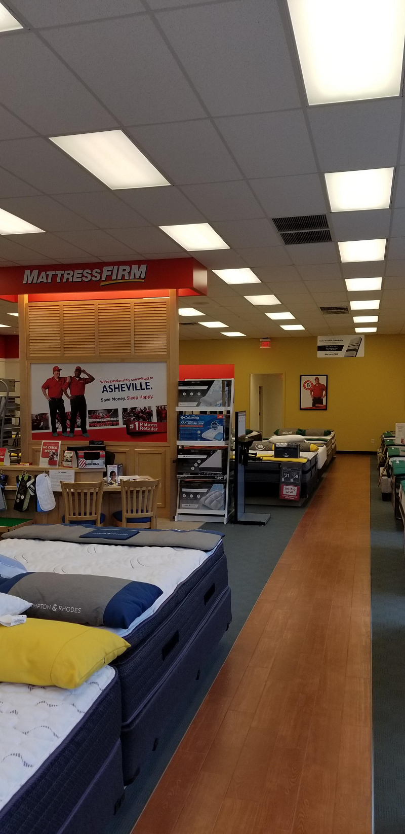 Mattress Firm Asheville North 209 Tunnel Rd Asheville Nc