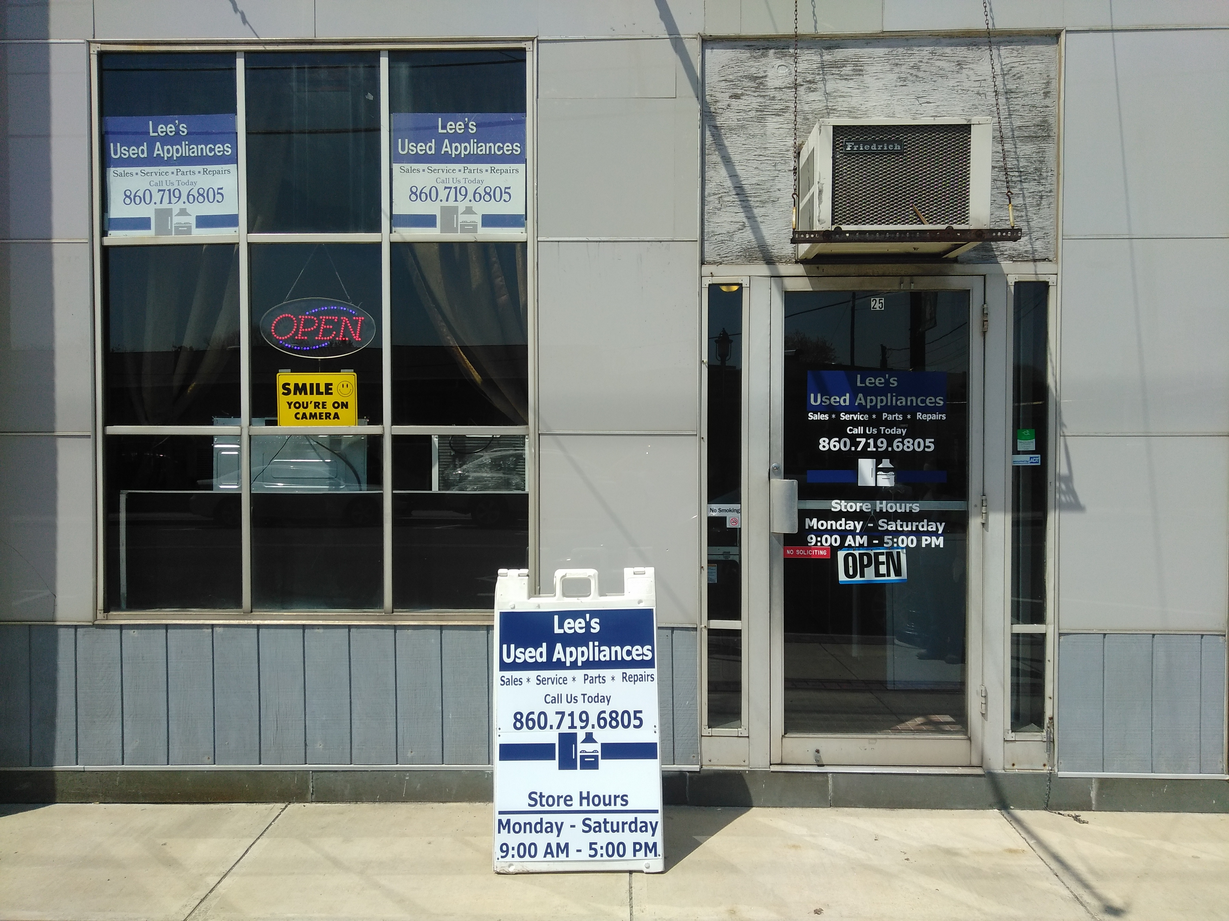 Lee S Used Appliance 25 West Main St Plainville Ct 06062