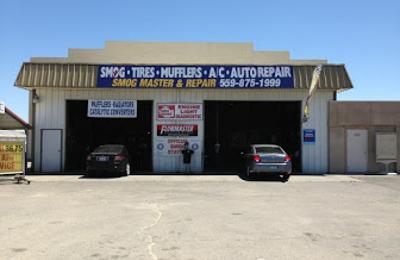 A Smog Master & Repair 922 Academy Ave, Sanger, CA 93657