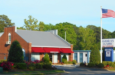 American Classic Self Storage- Big Bethel - Hampton, VA