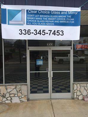 Clear Choice Gl And Mirror 333 N Main Street Walnut Cove Nc 27052 Yp