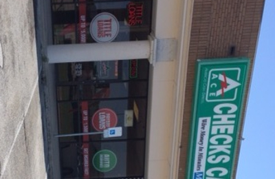 ACE Cash Express - Fort Worth, TX