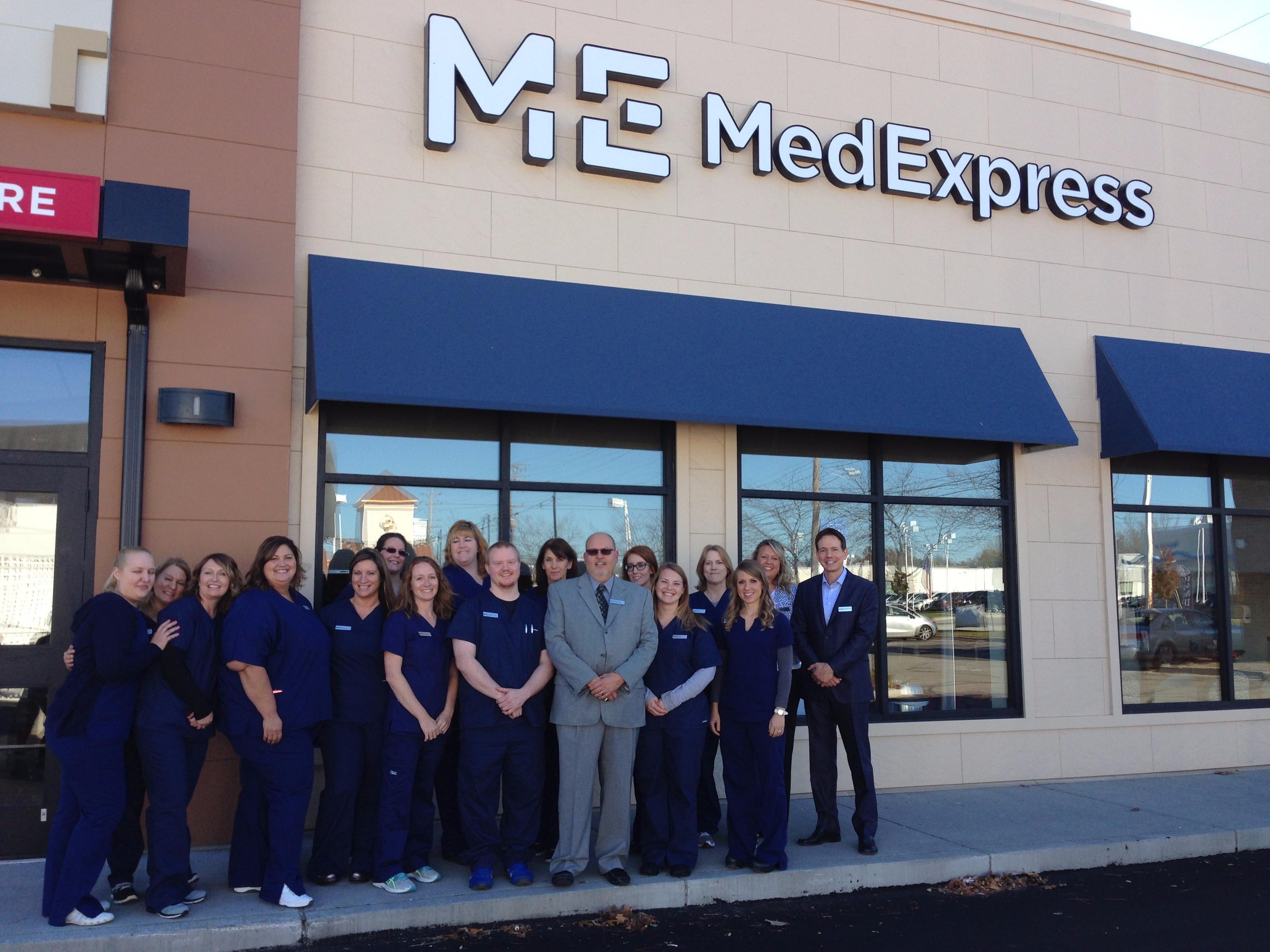 medexpress urgent care 2558 henry st, muskegon, mi 49441 - yp