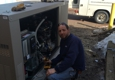 Accurate Electrical Contractors - Naugatuck, CT. Generator install.