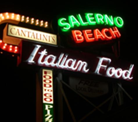 Cantalinis Salerno Beach Restaurant - Playa Del Rey, CA