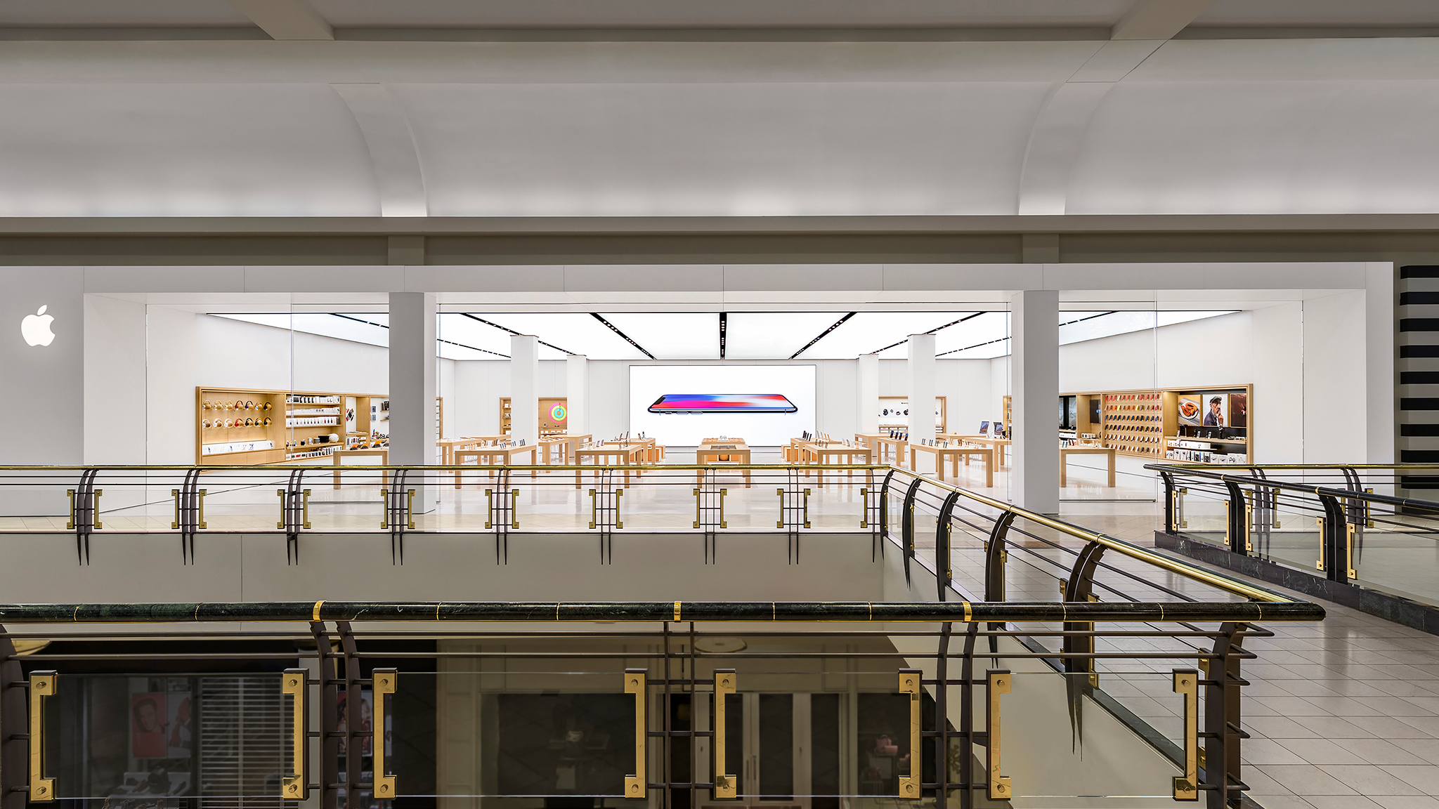 Apple Crabtree Valley Mall 4325 Glenwood Ave Raleigh Nc