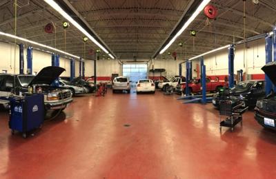 Marks Auto Service - Rockford, IL. Main Shop