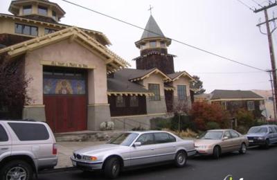St Gregory-Nyssa Episcopal Chr - San Francisco, CA