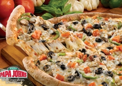 Papa John's Pizza - Fishers, IN