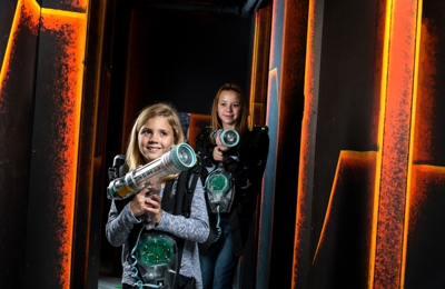 Laser Quest - Canton, OH