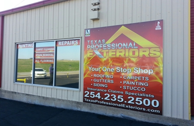 Texas Professional Exteriors - Woodway, TX