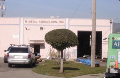 B Metal Fabrication - South San Francisco, CA