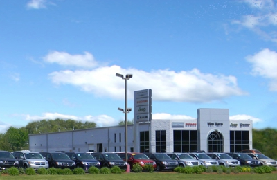 Van Horn Dodge Chrysler Jeep - Plymouth, WI