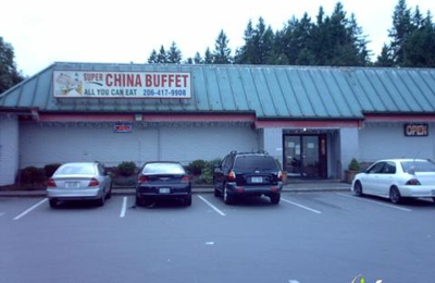 Super China Buffet - Shoreline, WA
