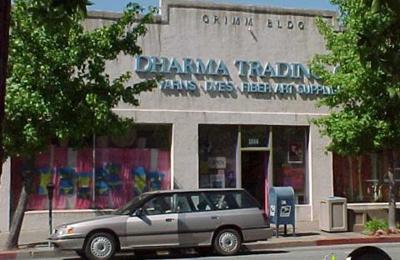 Dharma Trading Co - San Rafael, CA