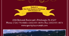 A Party Place Rentals - Pittsburgh, PA