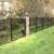 Rutgers Fence