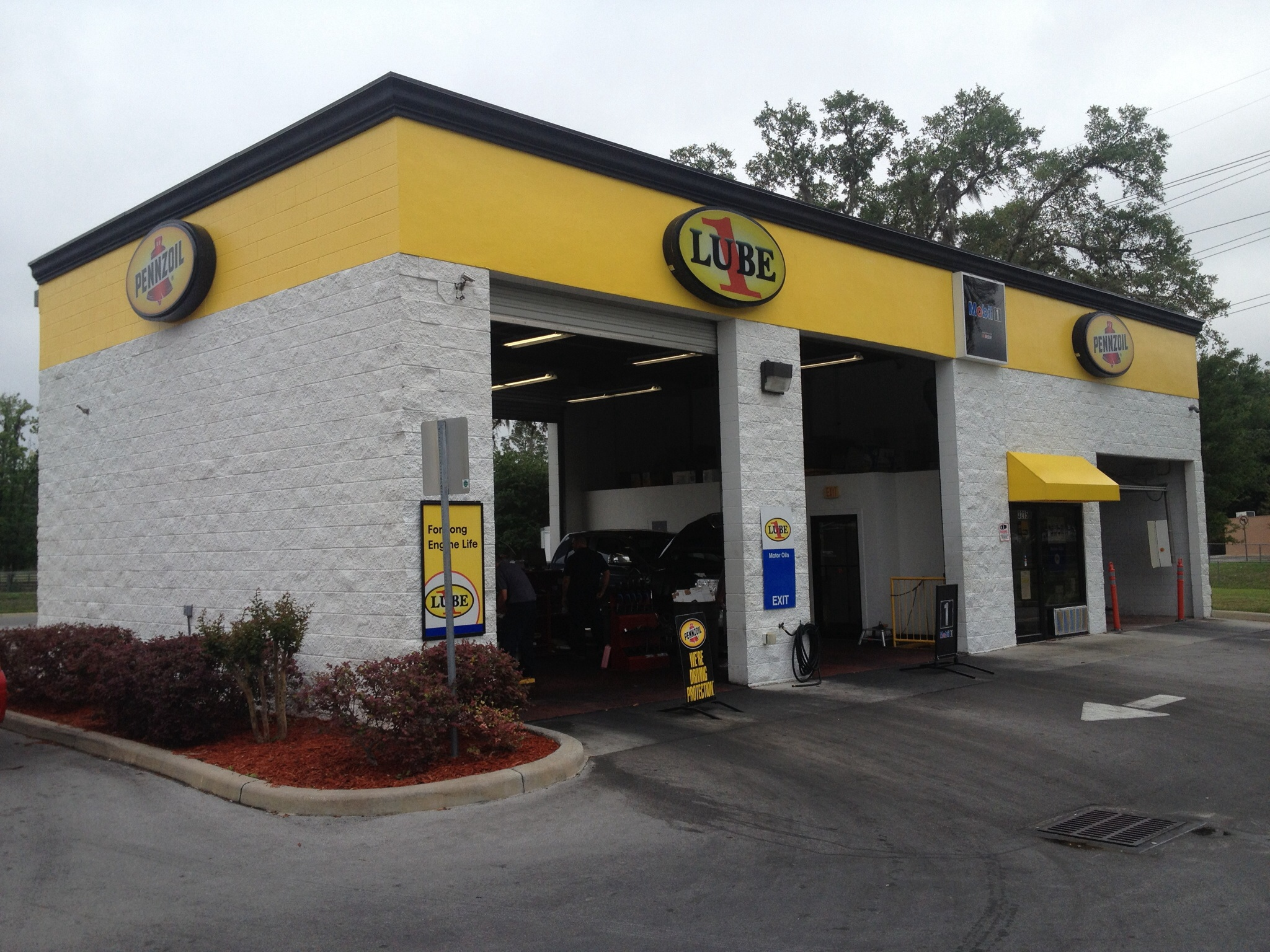 Lube 1 Ten Minute Oil Change 3215 N Pine Ave Ocala Fl