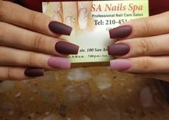 Sta Nails Spa - San Antonio, TX