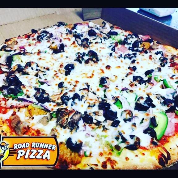 Road Runner Pizza - El Paso, TX