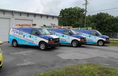 PowerWorks Electric & Air Conditioning - Sarasota, FL
