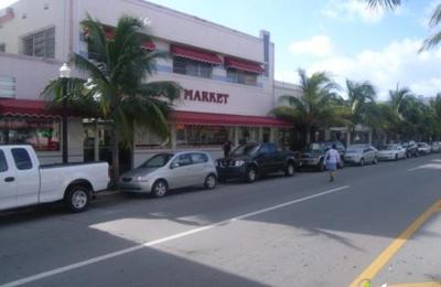 Art Deco Supermarket - Miami Beach, FL