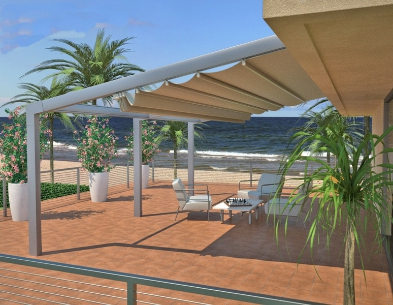 Retractableawnings Com Inc 16300 Nw 48th Ave Miami Lakes Fl 33014 Roll Out Patio Covers