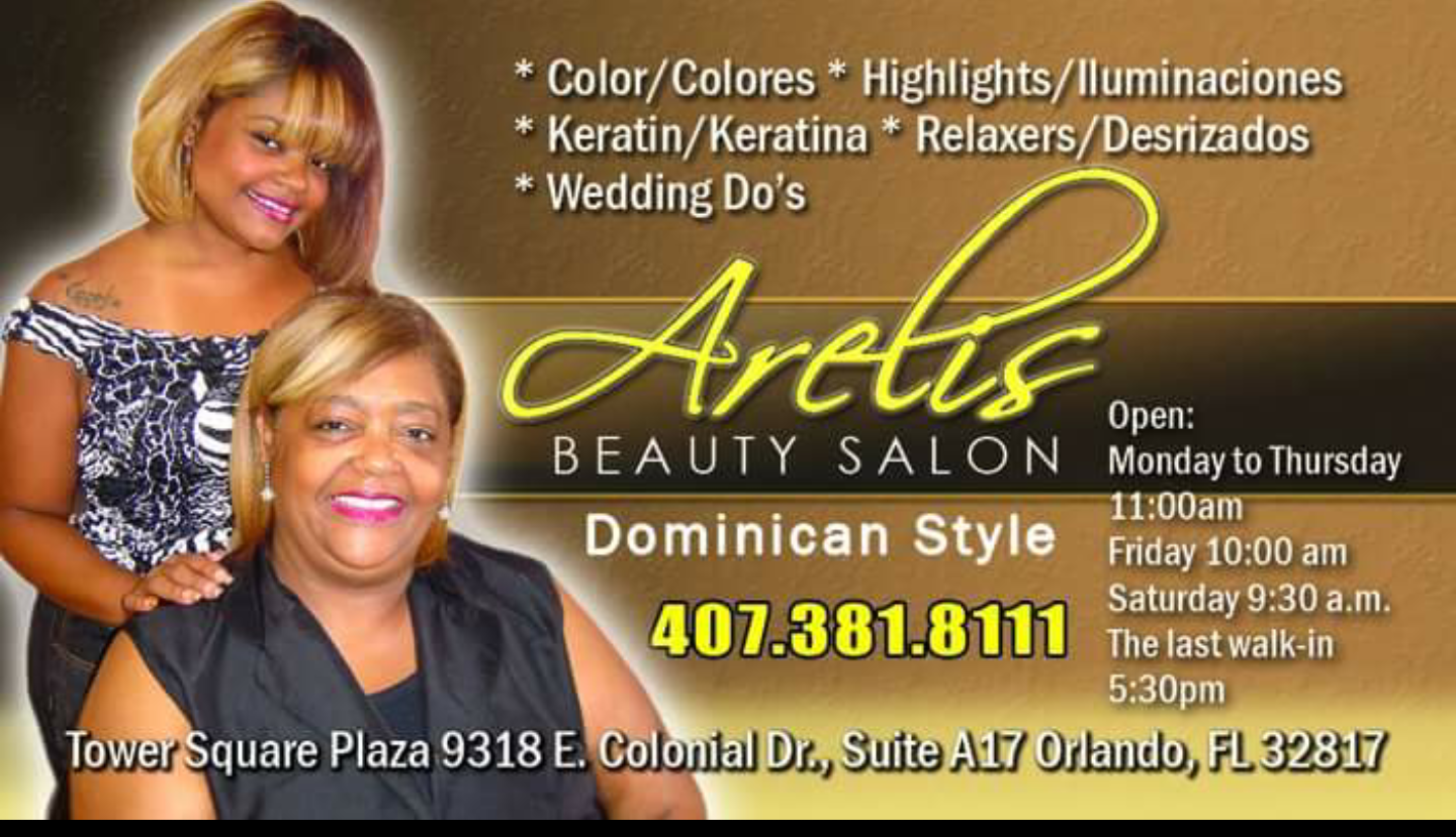 Arelis Beauty Salon Dominican Blowout Starting 30 9318 E
