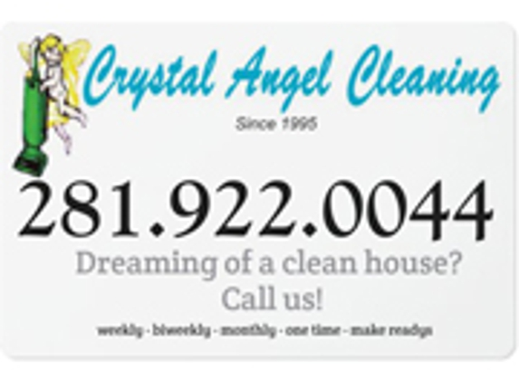 Crystal Angel Cleaning Service Inc. - Houston, TX