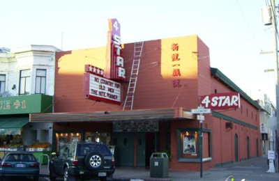 Four Star Theatre - San Francisco, CA