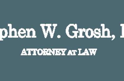 Law Office of Stephen W. Grosh - Lancaster, PA