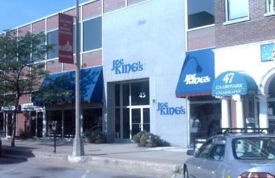 Joe King's Shoe Shop - Concord, NH
