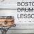 Boston Drum Lessons