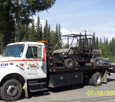 Denali Towing / Fairbanks - Fairbanks, AK