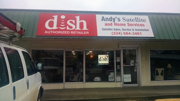 Andy's Satellite & Home Services - Geneva, AL