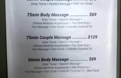 4 Seasons Massage - Palm Desert, CA