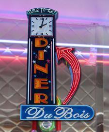 Dubois Diner, Du Bois PA