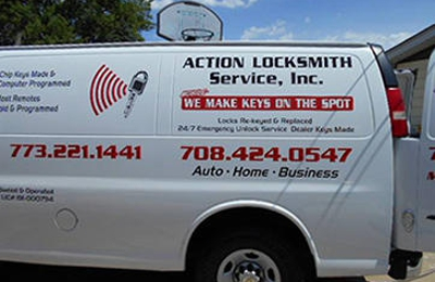 Action Locksmith Service Inc - Oak Lawn, IL