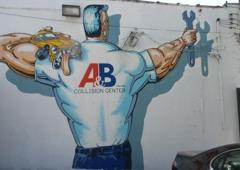 A & B Collision Center - Matawan, NJ