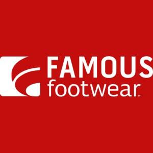 Famous Footwear Locations
