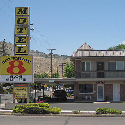 Interstate 8 Motel, Lakeview OR