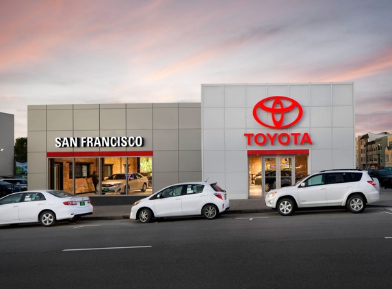 San Francisco Toyota - San Francisco, CA