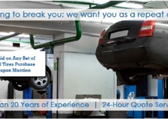 Discount Auto and Glass Repair - North Versailles, PA